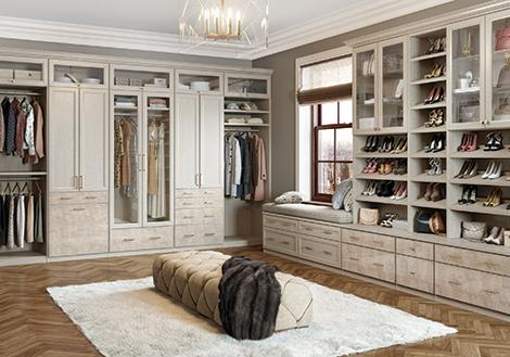 Custom closets greater toronto california closets for Cost to build a pantry
