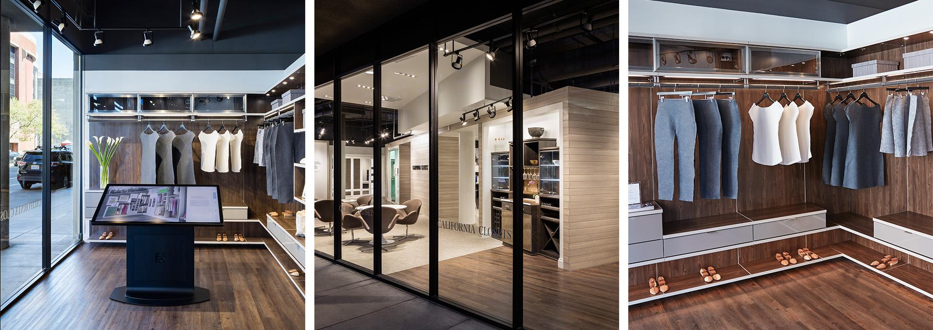 Lovely CALIFORNIA CLOSETS · Vancouver; Vancouver Showroom.  CC Canada_Hero Showroom_1920x680