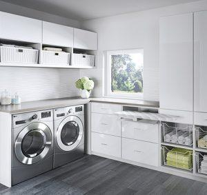 California Closets - Laundry Room
