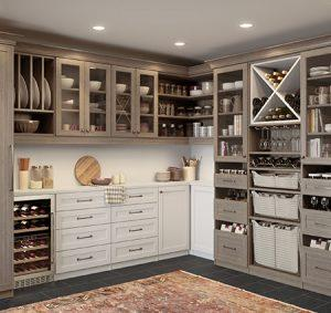 California Closets - Pantry