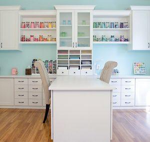 California Closets - Craft Room