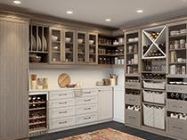 California Closets - Garde-manger