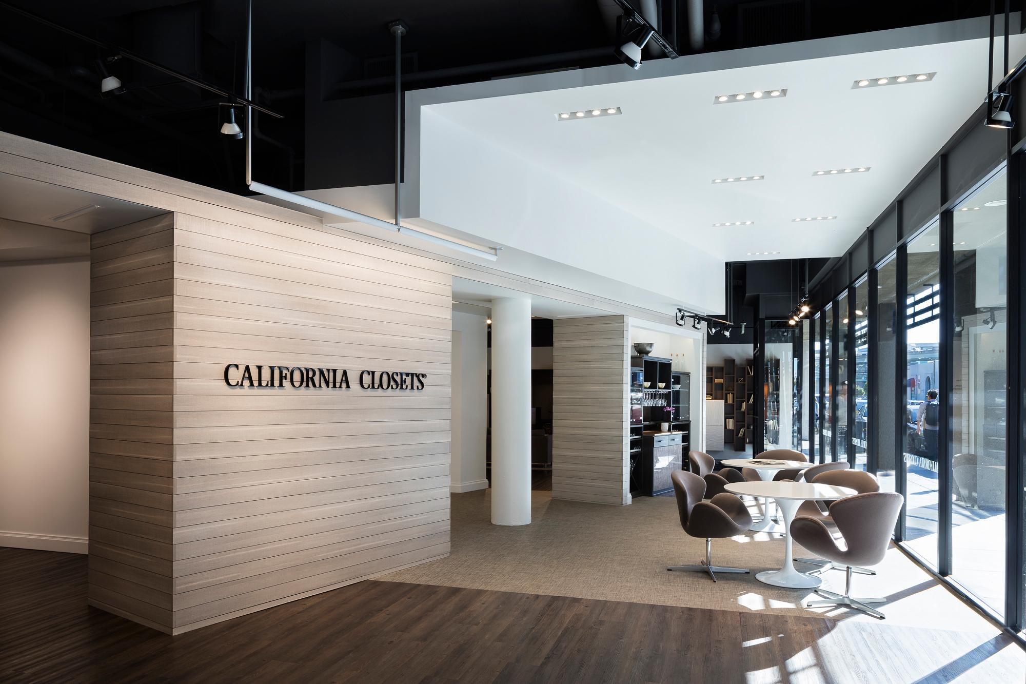 Discover Our Canadian Showrooms California Closets