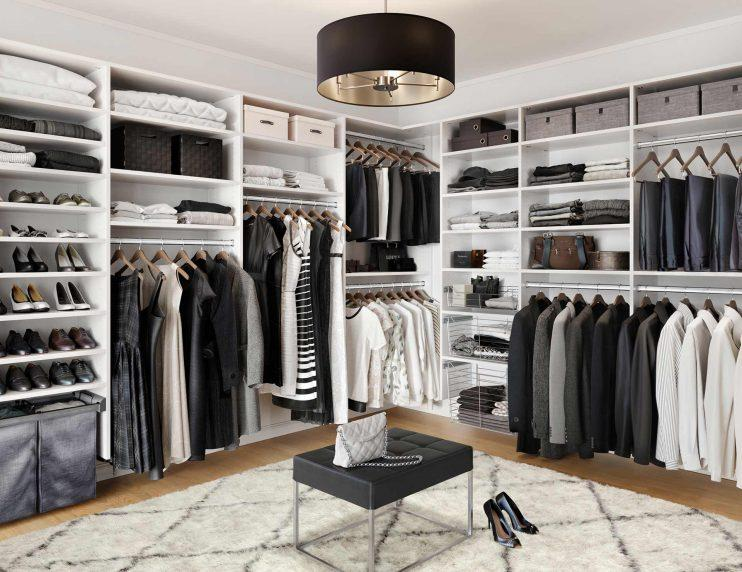 Walk In Closets Gallery