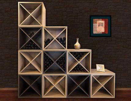 Click to view STEPPED WINE STORAGE