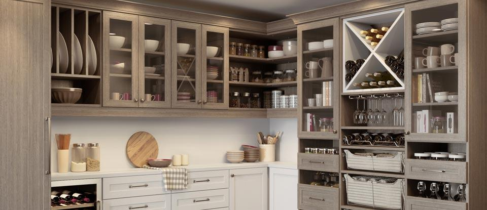 California Closets London - Pantry