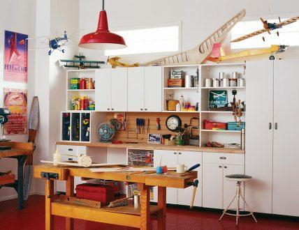 Click to view WOODWORKER GARAGE