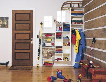 Click to view ALPINE MUDROOM
