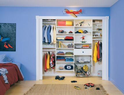 Click to view CLASSIC KID CLOSET