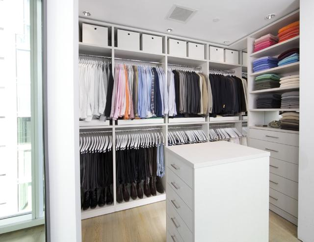 Incroyable California Closets Vancouver   Custom Walk In Closet