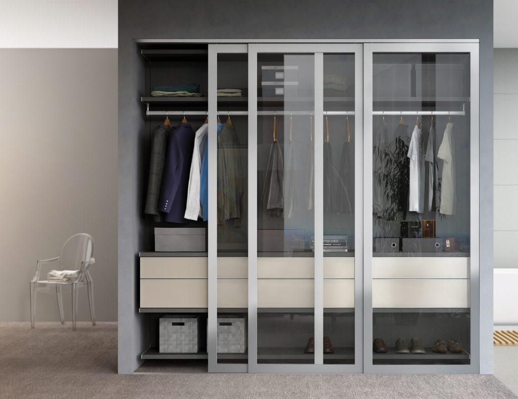 Sliding Closet Doors At California Closets