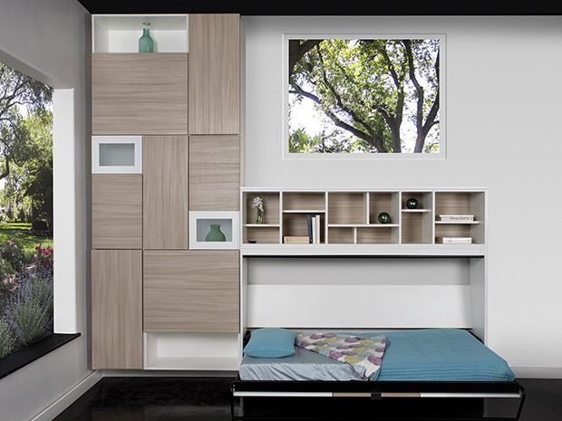 California Closets Vancouver - Custom Built Wall Bed