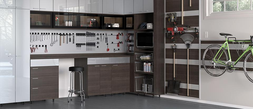 California Closets Ottawa- Garage Storage and Cabinets in Ottawa